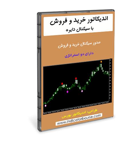 اندیکاتور خرید و فروش با سیگنال دایره